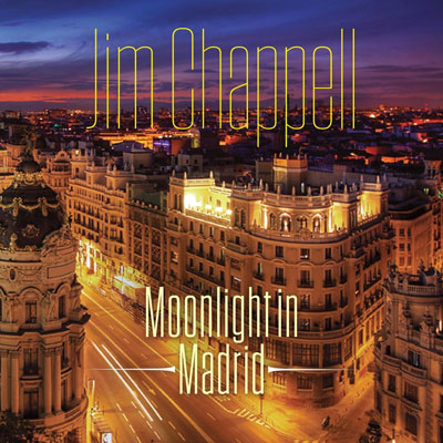 آلبوم Moonlight in Madrid تکنوازی پیانو آرامش بخش و روح نواز از Jim Chappell