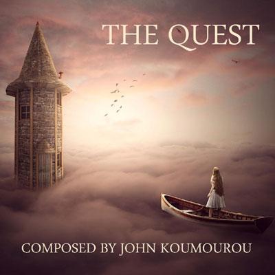 آلبوم موسیقی The Quest ندای آرامش از فراز ابرها اثری از John Koumourou