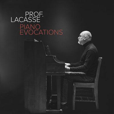 آلبوم Piano Evocations پیانو کلاسیکال آرام و دلنشین از Prof. Lacasse