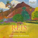 آلبوم Reis Guitar Music گیتار کلاسیک آرامش بخش و دلنشین از Salvatore Fortunato