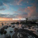 آلبوم Monsters موسیقی تریلر قهرمانانه ، حماسی و سینمایی از Whitesand