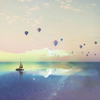 آلبوم Where Our Dreams Live کلاسیکال امبینت زیبا و باشکوه از Caleb Etheridge