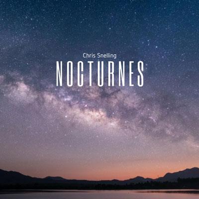 آلبوم Nocturnes پیانو آرامش بخش و تسکین دهنده از Chris Snelling