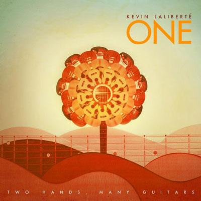 آلبوم One گیتار اسپانیایی ملودیک و زیبا از Kevin Laliberte