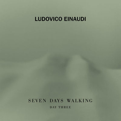 آلبوم Seven Days Walking (Day 3) پیانو پراحساس و تامل برانگیز از Ludovico Einaudi