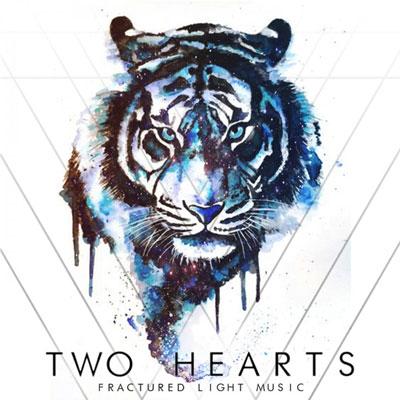 آلبوم Two Hearts موسیقی دراماتیک و غم آلود از Fractured Light Music