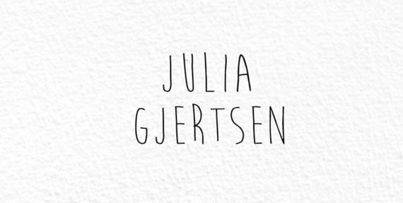 Julia Gjertsen