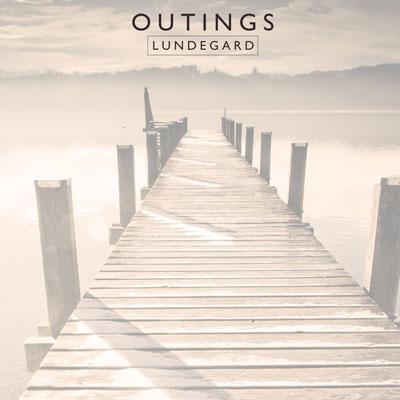 آلبوم Outings موسیقی پیانو امبینت آرامش بخش و رویایی از Lundegard