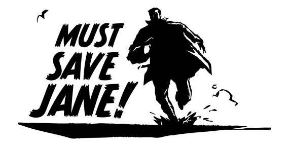 Must Save Jane!