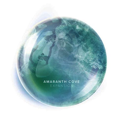 آلبوم Expansion موسیقی امبینت زیبایی از Amaranth Cove