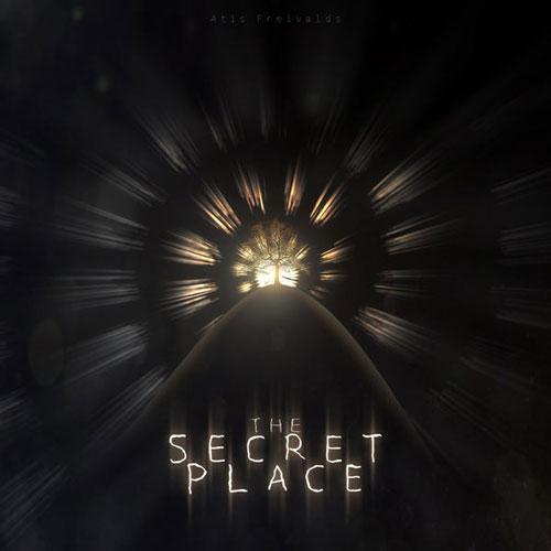 آهنگ پیانو امبینت رویایی و تخیلی The Secret Place اثری از Atis Freivalds