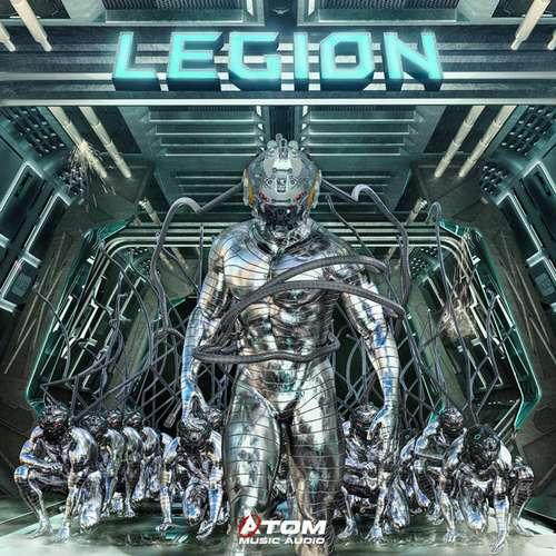 آلبوم Legion موسیقی تریلر حماسی ارکسترال و قهرمانانه از Atom Music Audio
