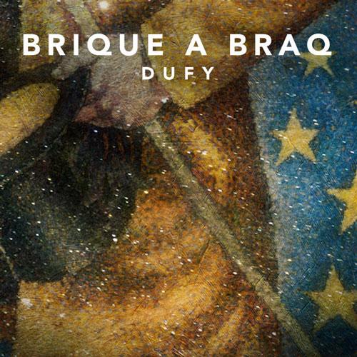 آهنگ پست راک امبینت رویایی Dufy اثری از Brique a Braq