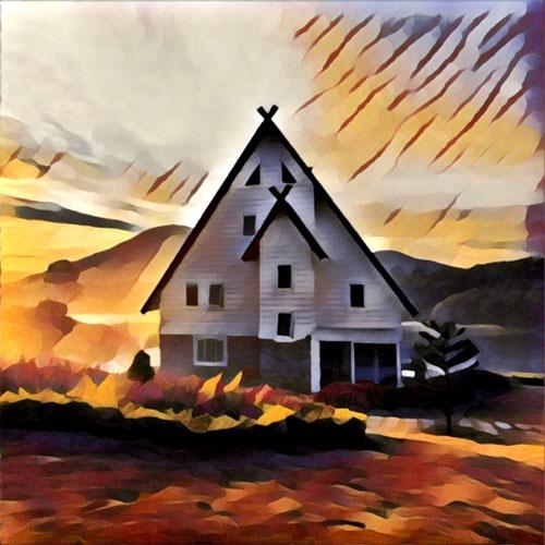 آهنگ تکنوازی پیانو آرامش بخش و رویایی Little House اثری از Brock Hewitt Stories in Sound