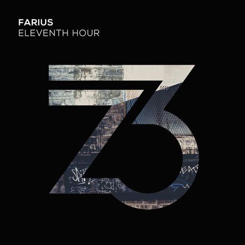 آهنگ الکترونیک پرانرژی و ریتمیک Eleventh Hour اثری از Farius