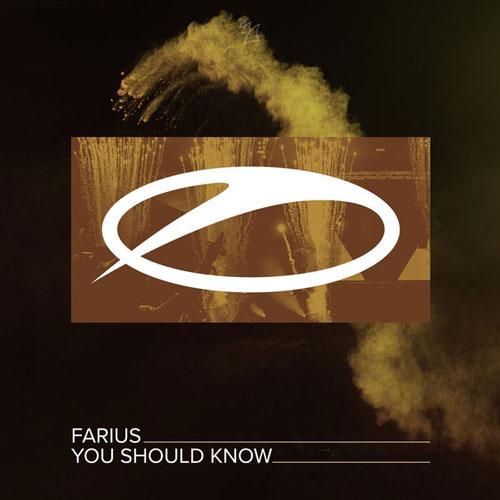 آهنگ الکترونیک پرانرژی و ریتمیک You Should Know اثری از Farius