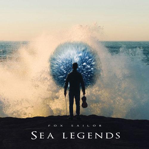 آلبوم Sea Legends موسیقی تریلر حماسی و انرژی بخش Fox Sailor