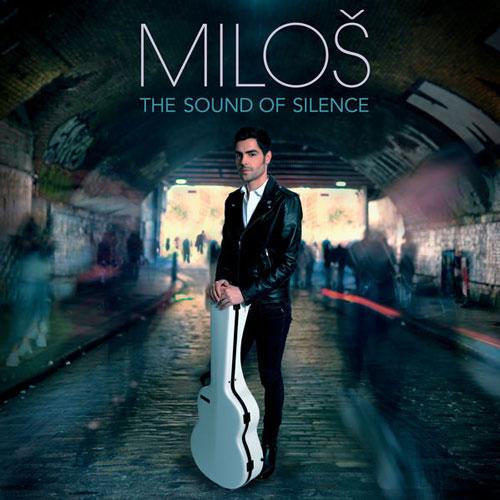 موسیقی گیتار کلاسیک آرامش بخش The Sound of Silence اثری از Milos Karadaglic