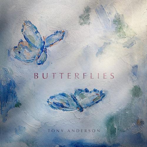 آهنگ Butterflies پست راک روحیه بخش از Tony Anderson