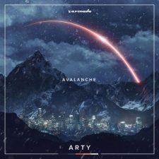 آهنگ الکترونیک پرانرژی Avalanche اثری از ARTY
