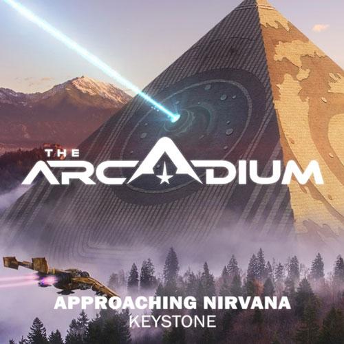 آهنگ الکترونیک ریتمیک و پرانرژی Keystone اثری از Approaching Nirvana