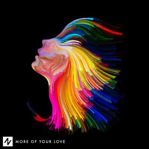 آهنگ الکترونیک ریتمیک و پرانرژی More of Your Love اثری از Approaching Nirvana