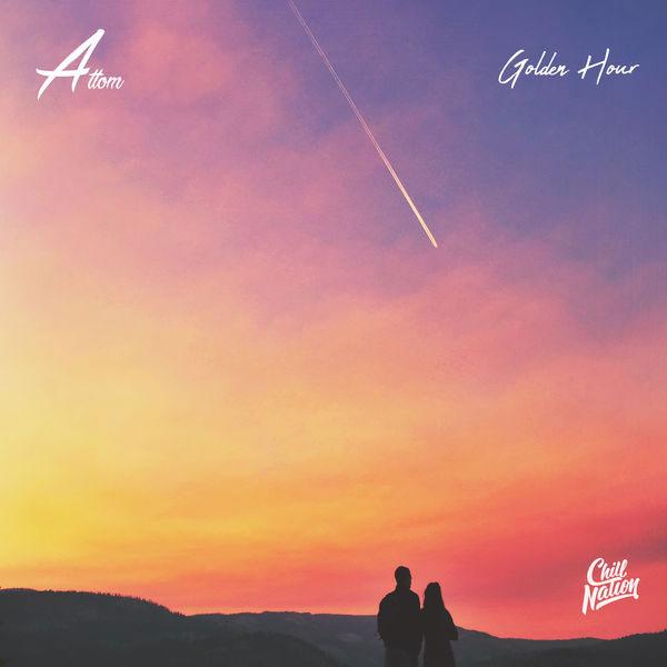 آهنگ الکترونیک رویایی احساسی و ریتمیک Golden Hour اثری از Attom