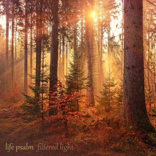 Life Psalm آلبوم موسیقی فلوت عرفانی و آرامش بخش اثری از Filtered Light