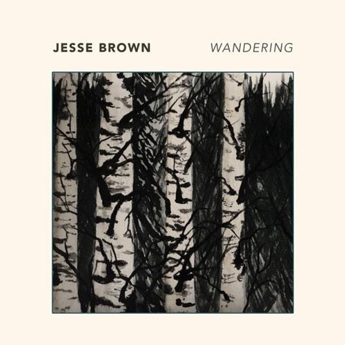 Wandering آلبوم پیانو دراماتیک و آرامش بخش از Jesse Brown