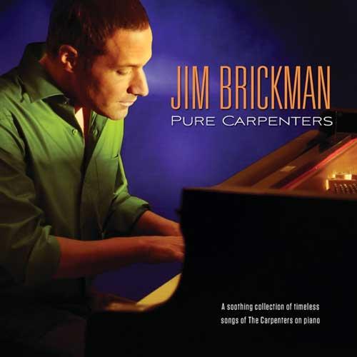 Pure Carpenters موسیقی تکنوازی پیانو تسکین دهنده اثری از Jim Brickman