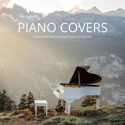 Piano Covers تنظیم پیانو زیبای 14 قطعه از برترین آهنگ های پاپ اثری از Max Arnald