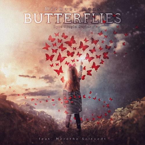 موسیقی تریلر دراماتیک و رویایی Butterflies اثری از Michael Maas