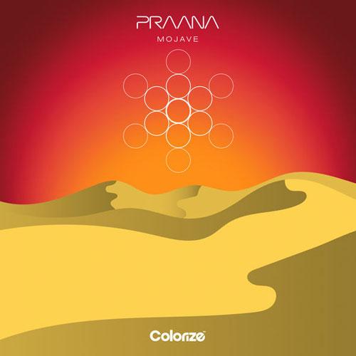 آهنگ الکترونیک ملودیک و پراگرسیو هاوس زیبای Mojave اثری از Praana