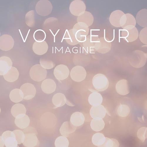 Imagine آلبوم موسیقی الهام بخش و عاشقانه اثری از Voyageur