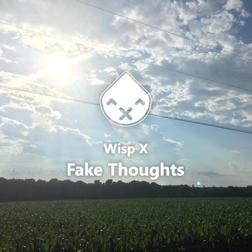 Fake Thoughts آلبوم موسیقی الکترونیک ریتمیک و پرانرژی از Wisp X