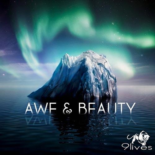 آلبوم Awe And Beauty موسیقی تریلر دراماتیک زیبایی از 9 Lives Music