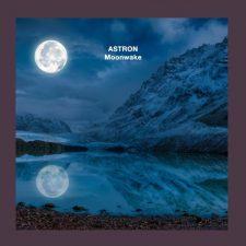 موسیقی امبینت زیبای Moonwake اثری از ASTRON