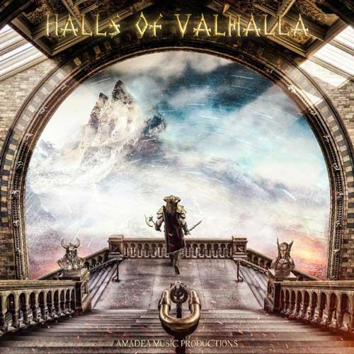 آلبوم Halls of Valhalla موسیقی حماسی ارکسترال و هیجان انگیز از Amadea Music Productions