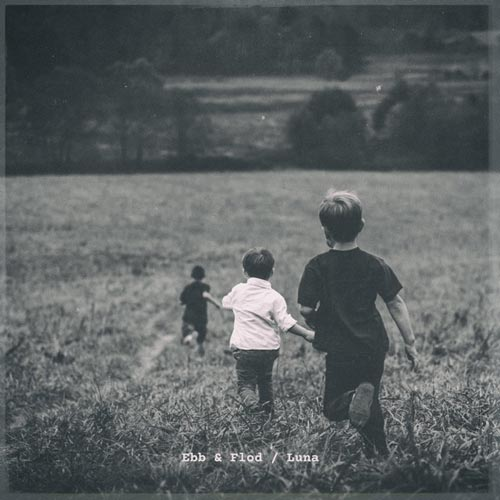 آلبوم Luna موسیقی پست راک امبینت رویایی اثری از Ebb & Flod