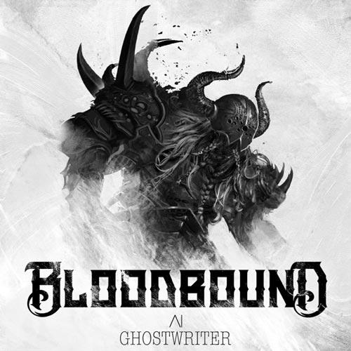 آلبوم Bloodbound موسیقی حماسی پرقدرت و ضد قهرمانی از Ghostwriter