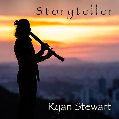 موسیقی فلوت عرفانی و آرامش بخش Storyteller اثری از Ryan Stewart