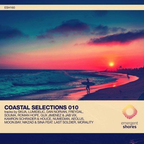 آلبوم Coastal Selections 010 موسیقی پروگرسیو هاوس ریتمیک و پرانرژی