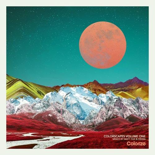 آلبوم Colorscapes Volume One (DJ MIX) موسیقی الکترونیک پرانرژی و ملودیک