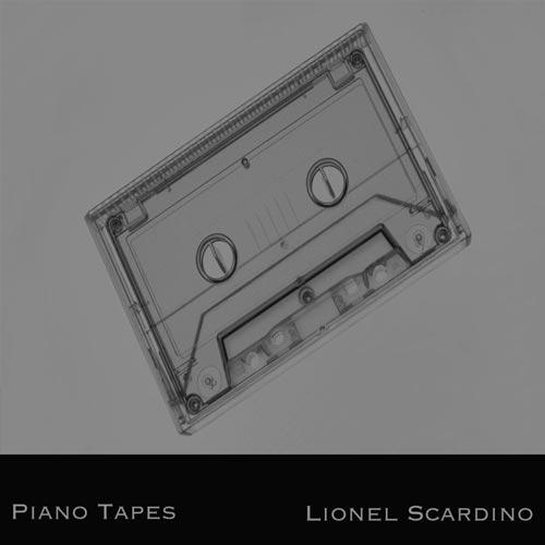 آلبوم Piano Tapes موسیقی امبینت رازآلود و تامل برانگیز از Lionel Scardino