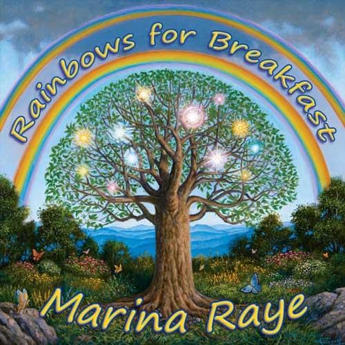 آلبوم Rainbows for Breakfast موسیقی برای صلح و آرامش اثری از Marina Raye