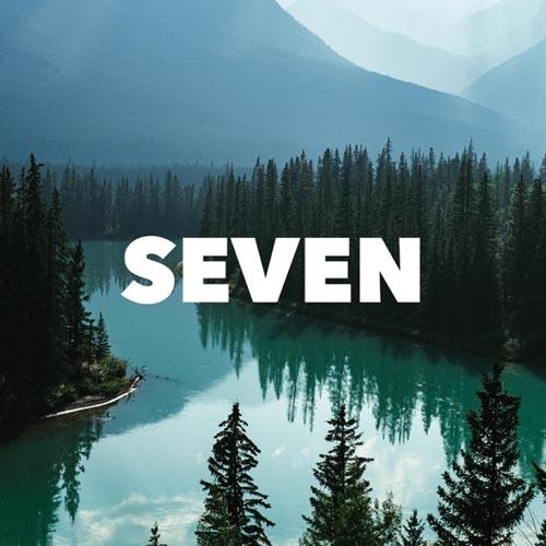 آلبوم Seven موسیقی بی کلام شاد و مفرح از Morninglightmusic
