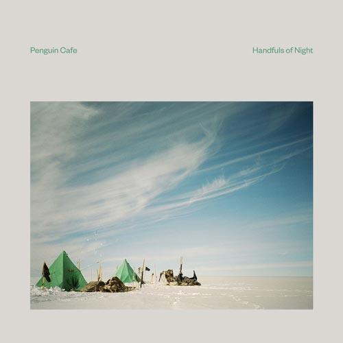 آلبوم Handfuls of Night موسیقی بی کلام جز زیبایی از Penguin Cafe
