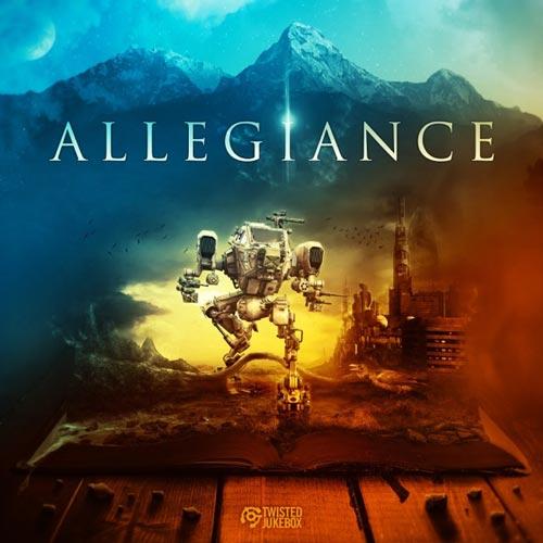 آلبوم Allegiance موسیقی حماسی باشکوه و قهرمانانه از Twisted Jukebox