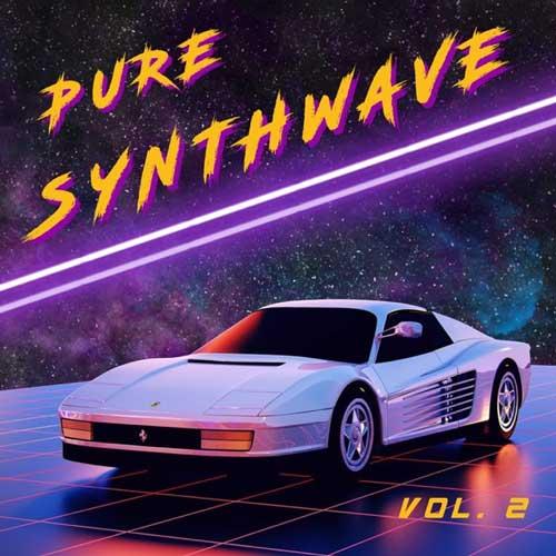 آلبوم Pure Synthwave, Vol. 2 موسیقی الکترو دنس از لیبل Aztec Records