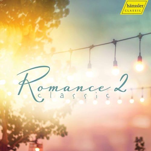 آلبوم Romance 2 ویولن کلاسیکال رمانتیک و عاشقانه از لیبل haenssler CLASSIC